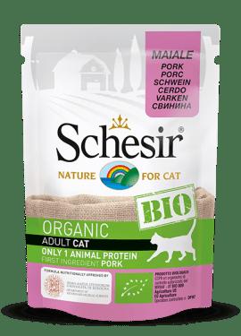 Alimenti Biologici per Gatto, Schesir