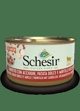 SALAD POKÈ Gatto, Schesir