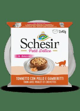 PETIT DELICE Gatto, Schesir