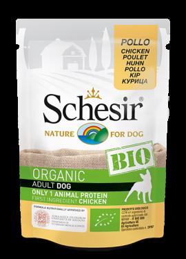 Alimenti Biologici per Cane, Schesir